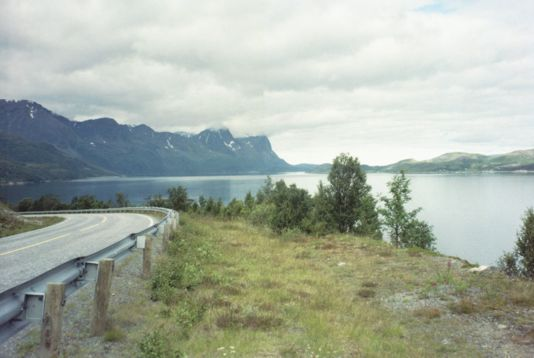 Landschaft in Nordnorwegen