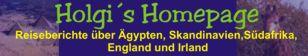 Holgi�s Homepage mit Reiseberichten